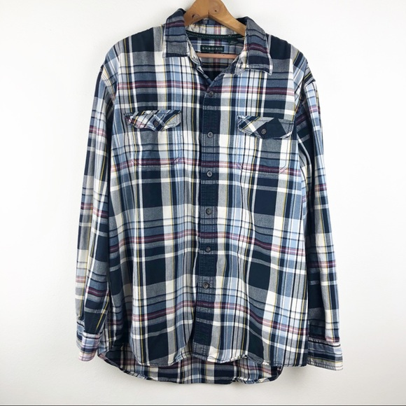 G.H. Bass & Co. Other - 🌿 G.H. Bass & Co Plaid Flannel Shirt